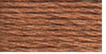 DMC Six Strand Embroidery Floss Cone Desert Sand Very Dark #3772
