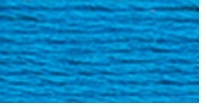 DMC Six Strand Embroidery Floss Cone Electric Blue Dark #995