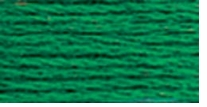 DMC Six Strand Embroidery Floss Cone Emerald Green Very Dark #909