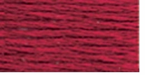 DMC Six Strand Embroidery Floss Cone Garnet #816