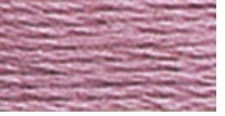 DMC Six Strand Embroidery Floss Cone Grape Light #3836
