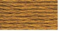DMC Six Strand Embroidery Floss Cone Hazelnut Brown Dark #420