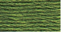 DMC Six Strand Embroidery Floss Cone Hunter Green #3346