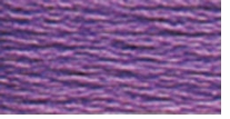 DMC Six Strand Embroidery Floss Cone Lavender Very Dark #208