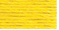 DMC Six Strand Embroidery Floss Cone Lemon #307