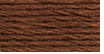 DMC Six Strand Embroidery Floss Cone Mahogany Very Dark #300