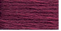 DMC Six Strand Embroidery Floss Cone Mauve Dark #3685