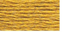 DMC Six Strand Embroidery Floss Cone Old Gold Medium #729