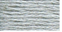 DMC Six Strand Embroidery Floss Cone Pearl Grey #415