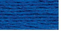 DMC Six Strand Embroidery Floss Cone Royal Blue Dark #796