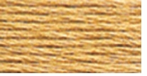 DMC Six Strand Embroidery Floss Cone Tan Light #437