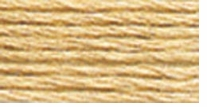 DMC Six Strand Embroidery Floss Cone Tan Very Light #738