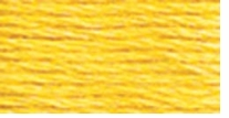 DMC Six Strand Embroidery Floss Cone Topaz Light #726