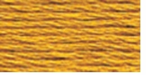 DMC Six Strand Embroidery Floss Cone Topaz Medium #783