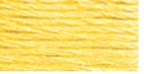 DMC Six Strand Embroidery Floss Cone Topaz Very Light #727