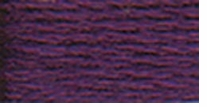 DMC Six Strand Embroidery Floss Cone Violet Very Dark #550