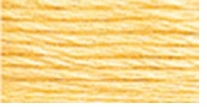 DMC Six Strand Embroidery Floss Cone Yellow Light Pale #745