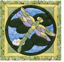 Dragonfly Quilt Magic Kit