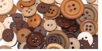 Dress It Up Button Super Value Packs Biscotti