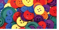 Dress It Up Button Super Value Packs Finger Paint