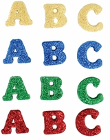 Dress It Up Embellishments Alphabet Soup