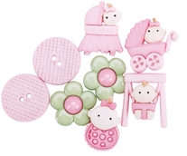 Dress It Up Embellishments Baby Fun Girls