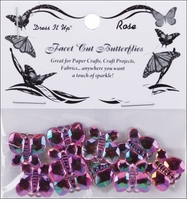 Dress It Up Embellishments Bling Butterfly