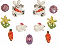 Dress It Up Embellishments Bunny Hop