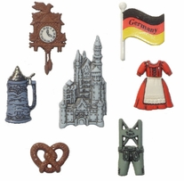 Dress It Up Embellishments Germany