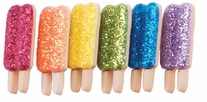 Dress It Up Embellishments Glitter Popsicles