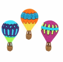 Dress It Up Embellishments Hot Air Balloons