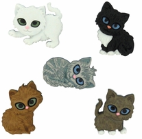 Dress It Up Embellishments Kitten Kaboodle