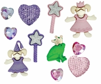 Dress It Up Embellishments Little Princess