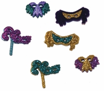 Dress It Up Embellishments Masques