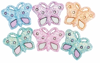 Dress It Up Embellishments Pastel Butterflies