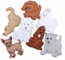 Dress It Up Embellishments Puppy Parade