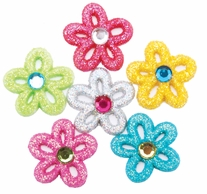 Dress It Up Embellishments Razzle Dazzle Daisy