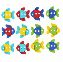 Dress It Up Embellishments Sew Cute Fish