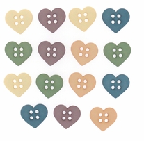 Dress It Up Embellishments Sew Cute Hearts