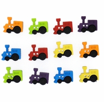 Dress It Up Embellishments Sew Cute Trains