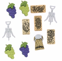 Dress It Up Embellishments Uncorked
