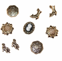 Dress It Up Embellishments Victorian Miniatures