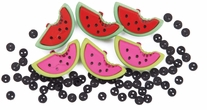 Dress It Up Embellishments Watermelons