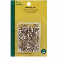 Dritz Quilting Basting Pins Size 3