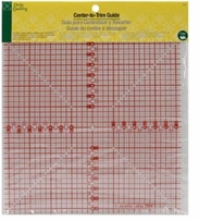 Dritz Quilting Center-To-Trim Guide