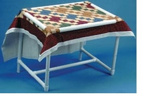 Discount Quilt Supplies - Dritz Quilting Quilt Frame Floor Frame