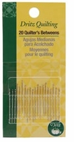 Dritz Quilting Quilter's Betweens Needles Size 8