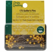 Dritz Quilting Quilter's Pins 1-3/4in