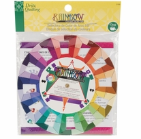 Dritz Quilting Rainbow Color Wheel Selector