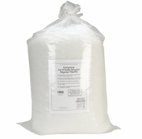 Eco-Friendly Recycled Polyester Fiberfill White 5lbs